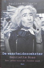 De waarheidszoekster Henriette Boas.