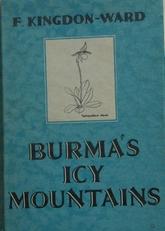 Burma's icy mountains
