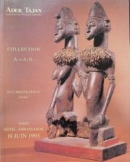 Art Africain. Collection A. et A. G. 19-VI-1993.