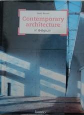 Contemporary architecture in Belgium