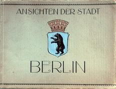 Ansichten der Stadt Berlin