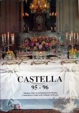 Castella 1995-1996, gids van kastelen in de  Benelux