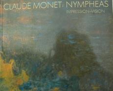 Claude Monet,Nympheas impression vision.