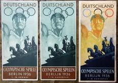 Duitschland Olympische Spelen Berlijn 1936,1-16 Augustus