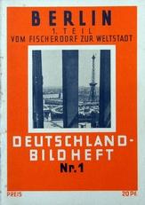 Berlin (teil 1) Vom Fischerdorf zur Weltstadt