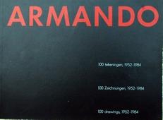 Armando,100 tekeningen,zeichnungen,drawings 1952-1984