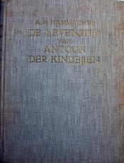 De Levenstijd v, Antoon der Kinderen + muurschilderingen.