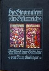 Die Glasmalerei in Osterreich