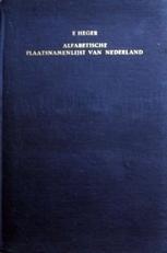 Alfabetische Plaatsnamenlijst van Nederland