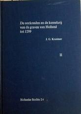 De oorkonden en kanselarij v.d. Graven v. Holland, deel II