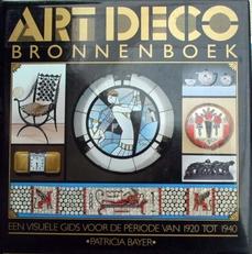 Art Deco Bronnenboek,gids periode 1920-1940