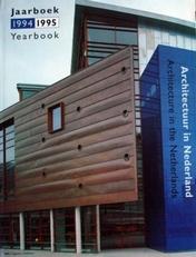 Architectuur in Nederland jaarboek,1994-1995