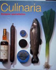 Culinaria,europese specialiteiten 2 delen in casette