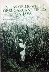 Atlas of 220 weeds of sugarfields in Java
