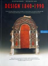 Design 1840-1990,Kunstnijverheid en decorative kunst