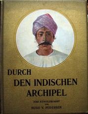 Durch den Indischen Archipel.