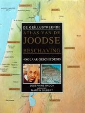 De geillustreerde atlas van de Joodse beschaving.