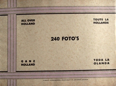 240 foto's over Holland plm.1920