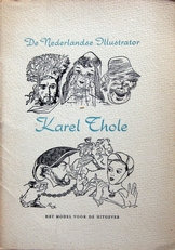 De Nederlandse Illustrator Karel Thole.