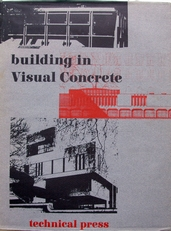 Building in visual concrete.