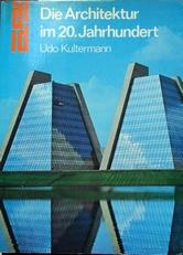 Die architektur im 20. Jahrhundert.