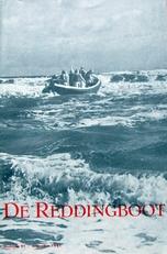De Reddingboot.Schiermonnikoger redders.December 1961.