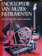 Encyclopedie van muziekinstrumenten.4000 tekeningen.