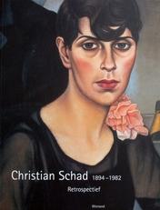 Christian Schad. 1894-1982.