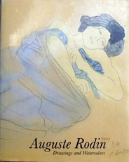 Auguste Rodin, Drawings and Watercolors.