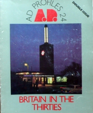 Britain in the thirties, ADProfiles 24.