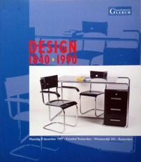 Design 1840- 1990 Glerum Catalog 1997