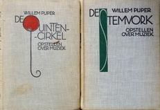 De Stemvork en de Quinten circel.(2 delen).