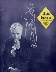 Charlie ,Film forum november 1952.
