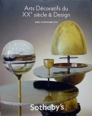 Arts Decorative du XXe siecle & design.