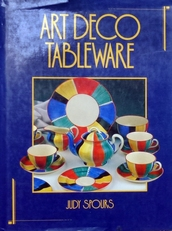 Art DEco Tableware.