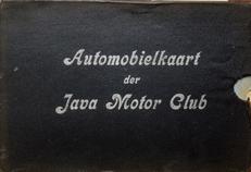 Automobielkaart der Java Motor Club.(3 kaarten).