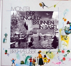 Der Tinguely-Brunnen in Basel