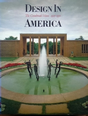 Design in America. The Crambrook Vision 1925-1950.