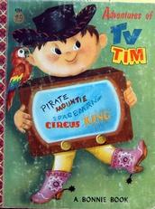 Adventures of TV TIM,a bonnie book