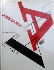 Abitare Annual 5. Architecture and interior design.