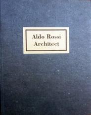 Aldo Rossi Architect.