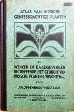 Atlas van Indische Geneeskrachtige planten.