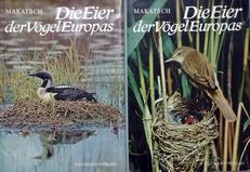 Die Eier der Vogel Europas.