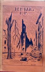 Den Haag 1945.Foto document over de jaren 1940-1945.