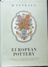 European pottery. 5000 marks on maiolica faience & stoneware