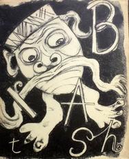 Bratsh: Proeve van veredeld caricatuur etc.