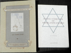 Duits-Joodse Vluchtelingen in Ned. en Joodse symboliek.