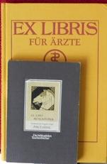 Ex Libris für Ärzte. en Alte Ex-Libris (2 boeken).