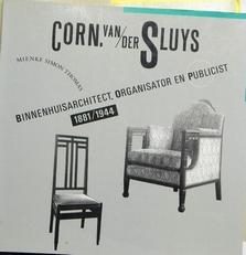 Corn. van/der Sluys Binnenhuisarchitect etc.1881 / 1944.