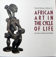 .African Art In The Cycle of life.